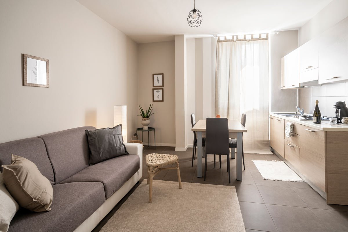 Appartamento monolocale: Artemisia