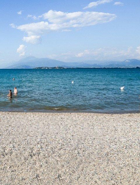 spiagge a Desenzano