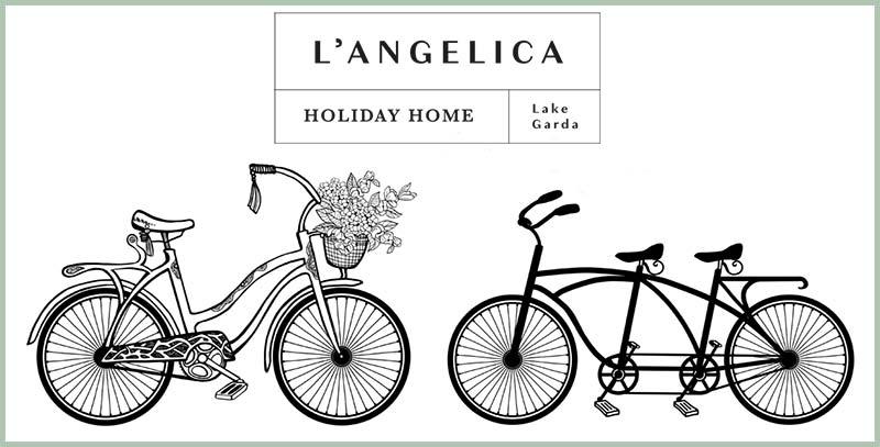 bike tour Lake Garda