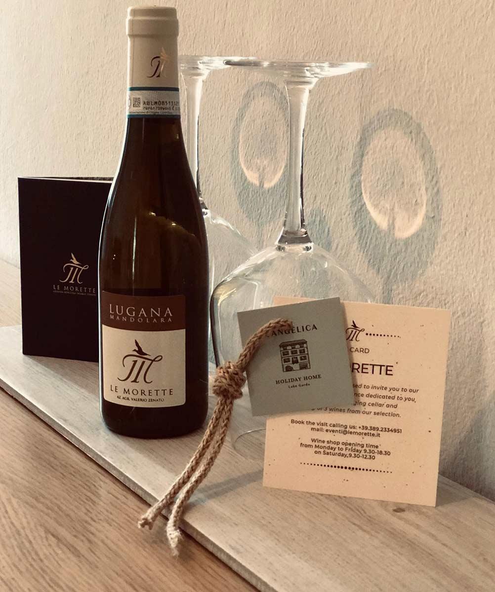 wine experience le morette
