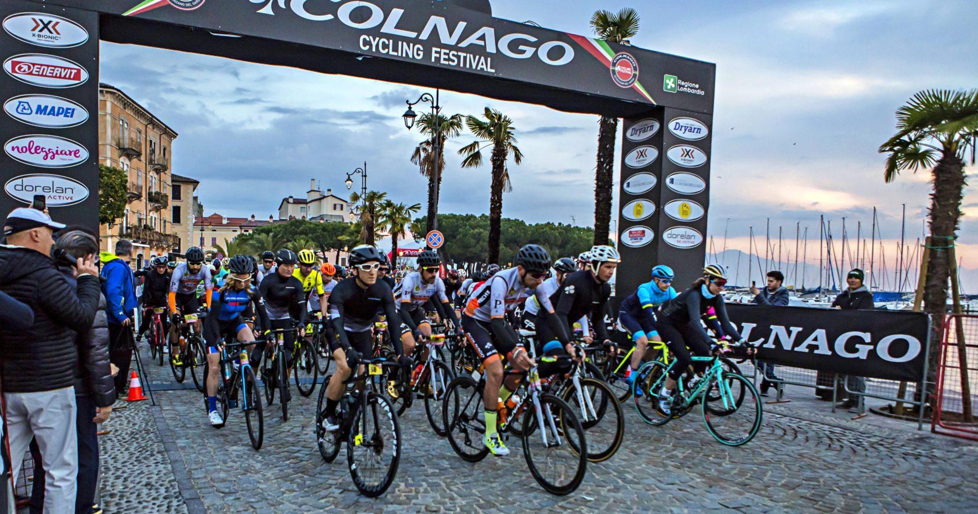 Colnago Cycling Festival 2 – 3 – 4 ottobre 2020